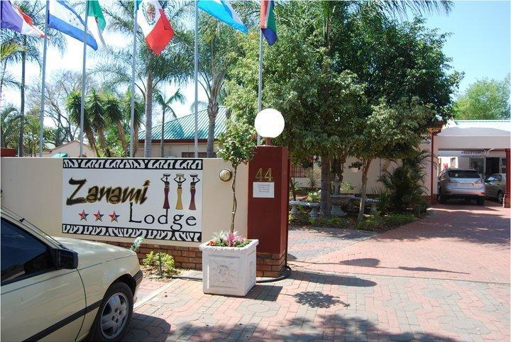 Zanami Lodge