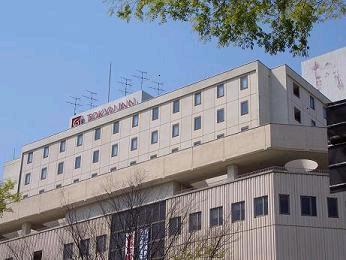 Hotel Crown Hills Fukushima