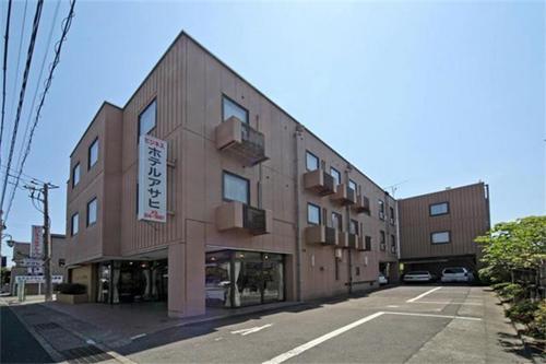 Business Hotel Asahi Saitamaken Honjoshi