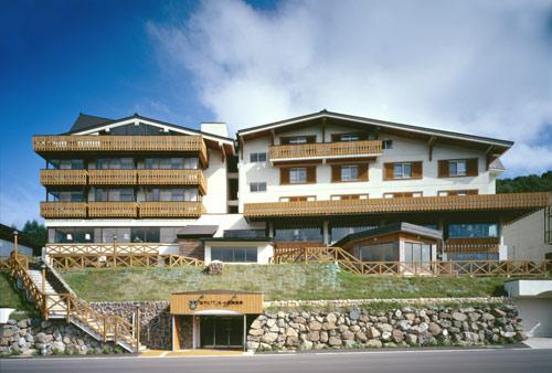 Hotel Sunroute Shiga-kogen