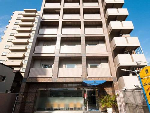 スーパー ホテル 博多