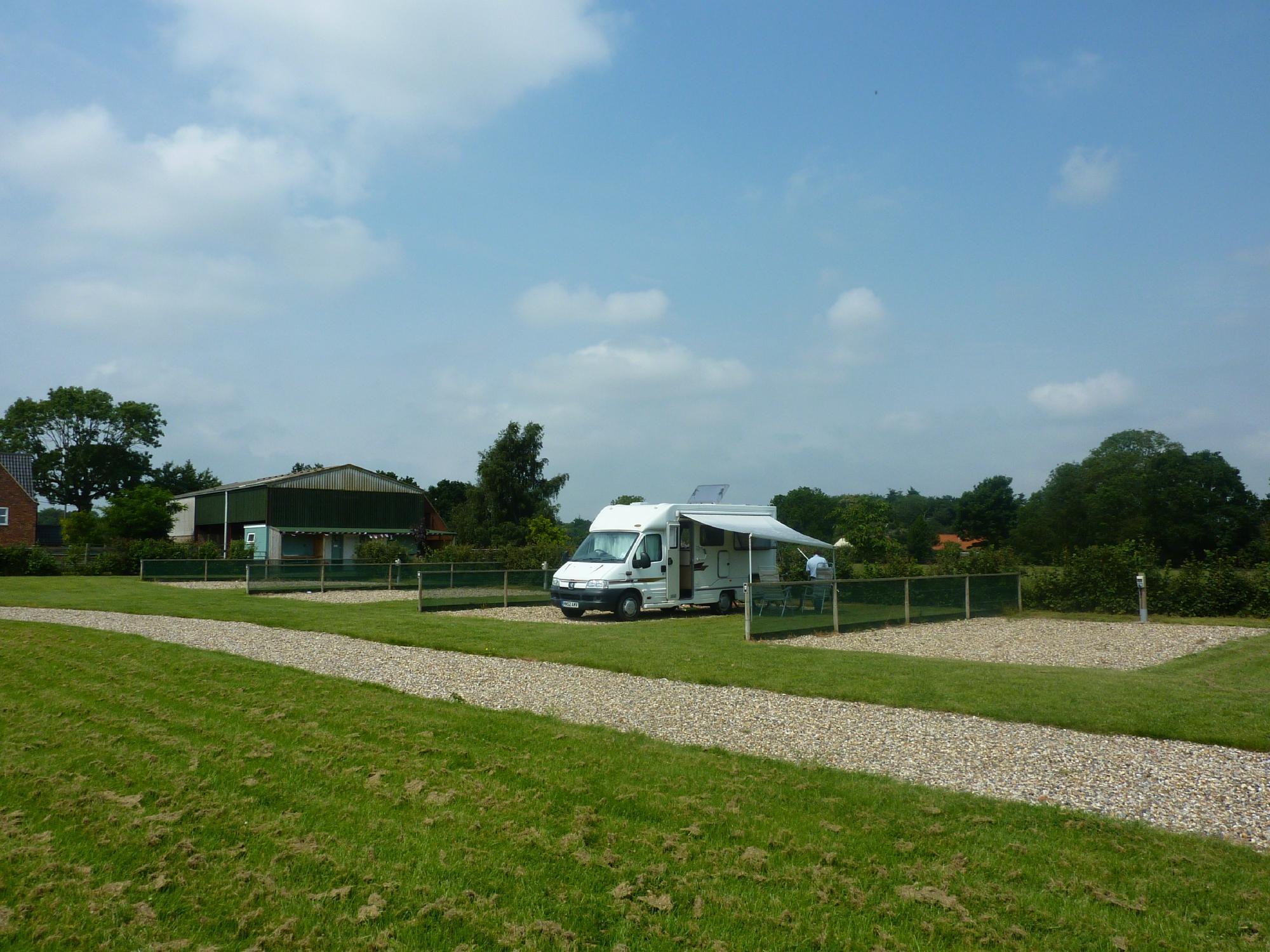 Street Hill Farm Caravan & Camping