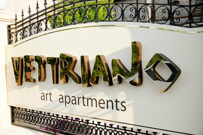 Vettriano Art Apartments