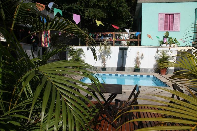 Rio Hostel & Suítes Santa Teresa