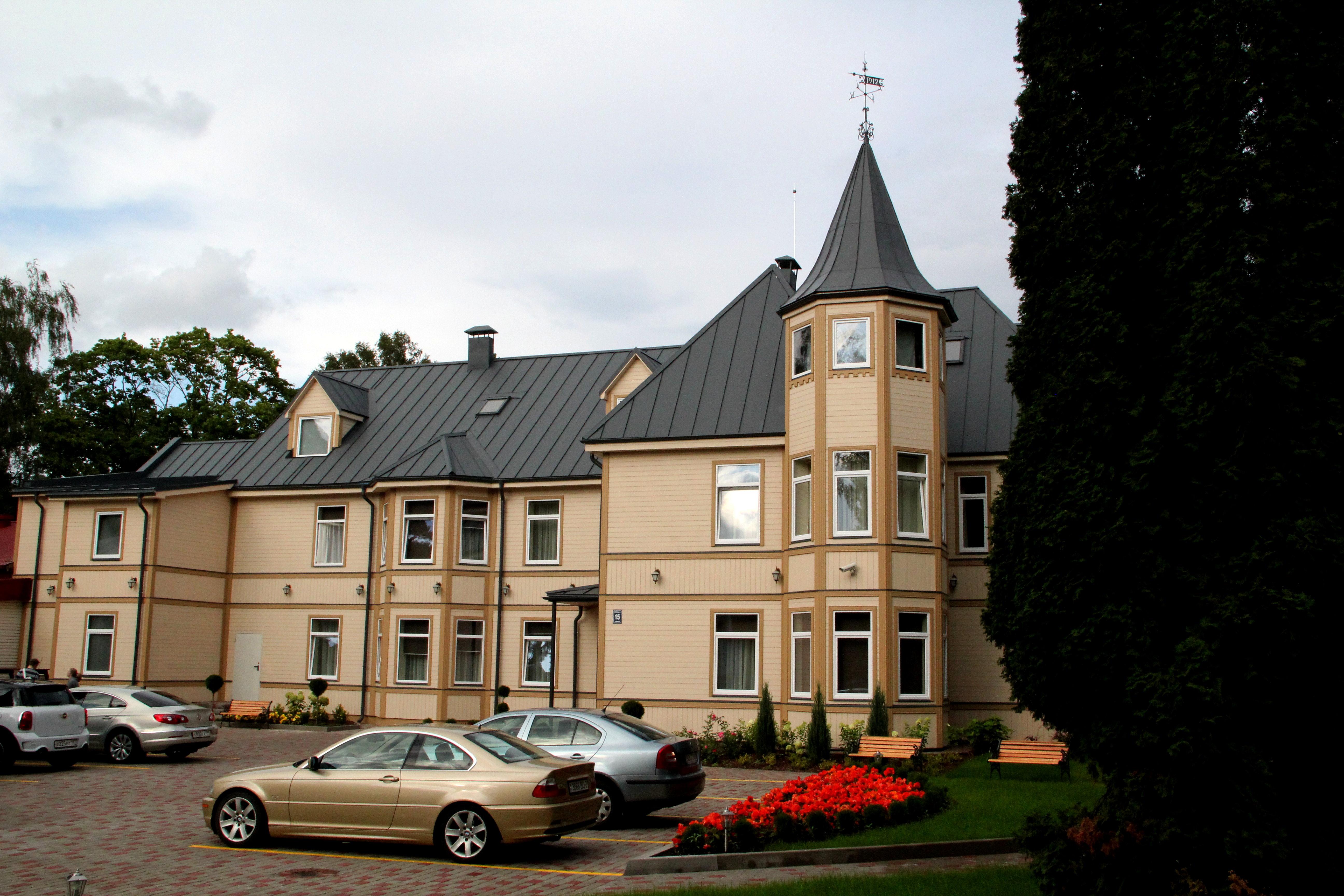 Гостиница Dzintars