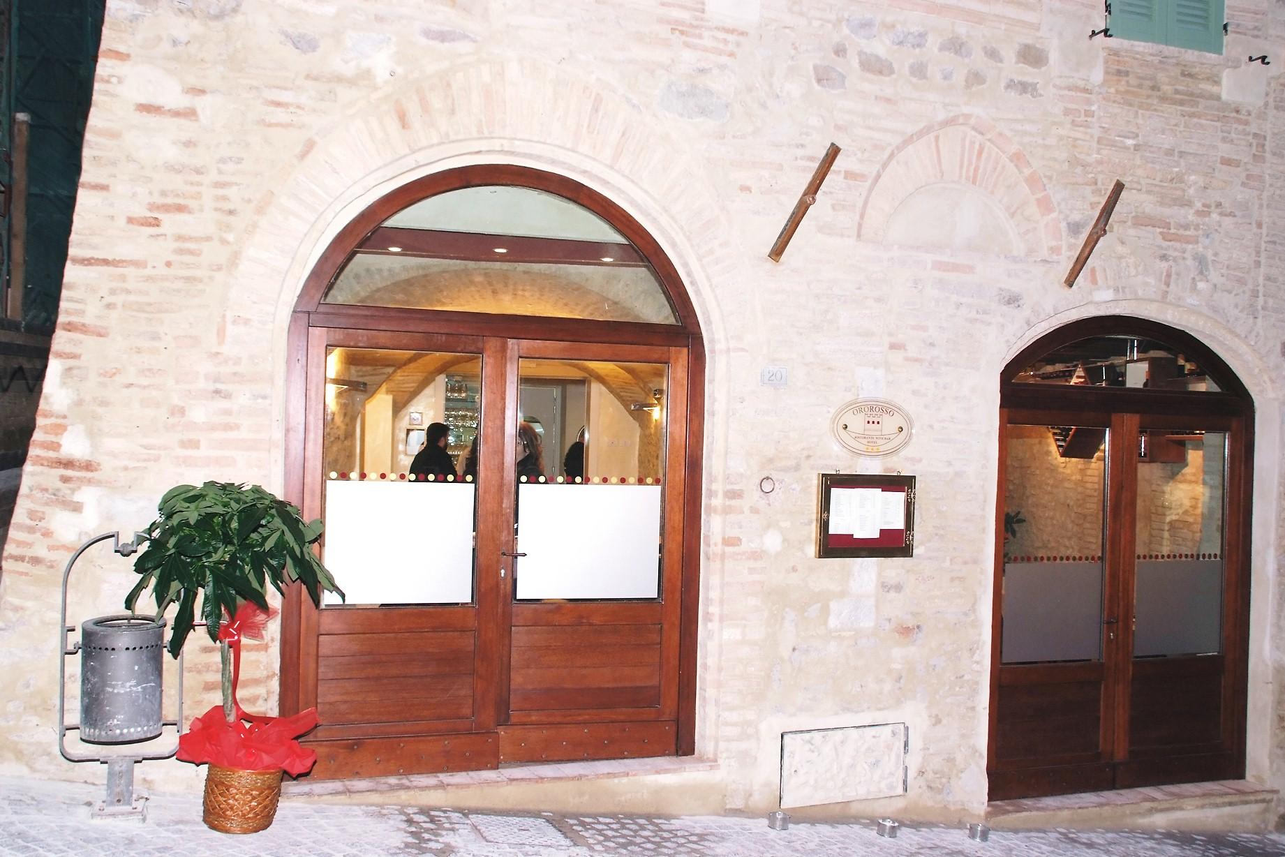 Oro Rosso Hotel