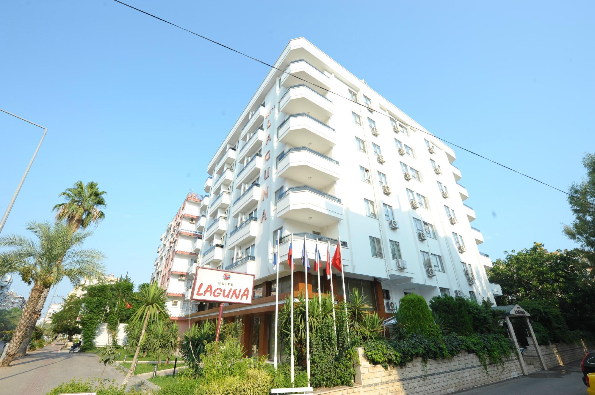 Suite Laguna Apart Hotel