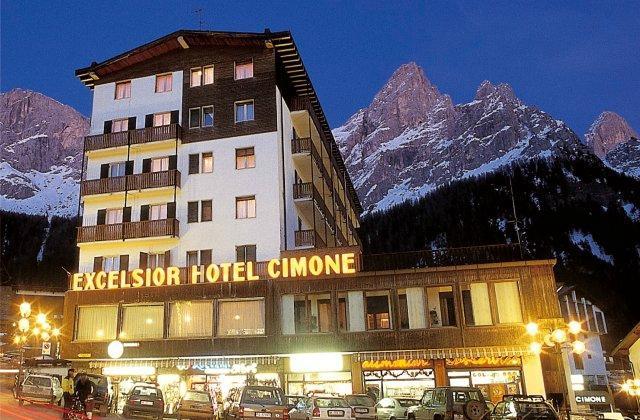 Orovacanze Excelsior Hotel Cimone