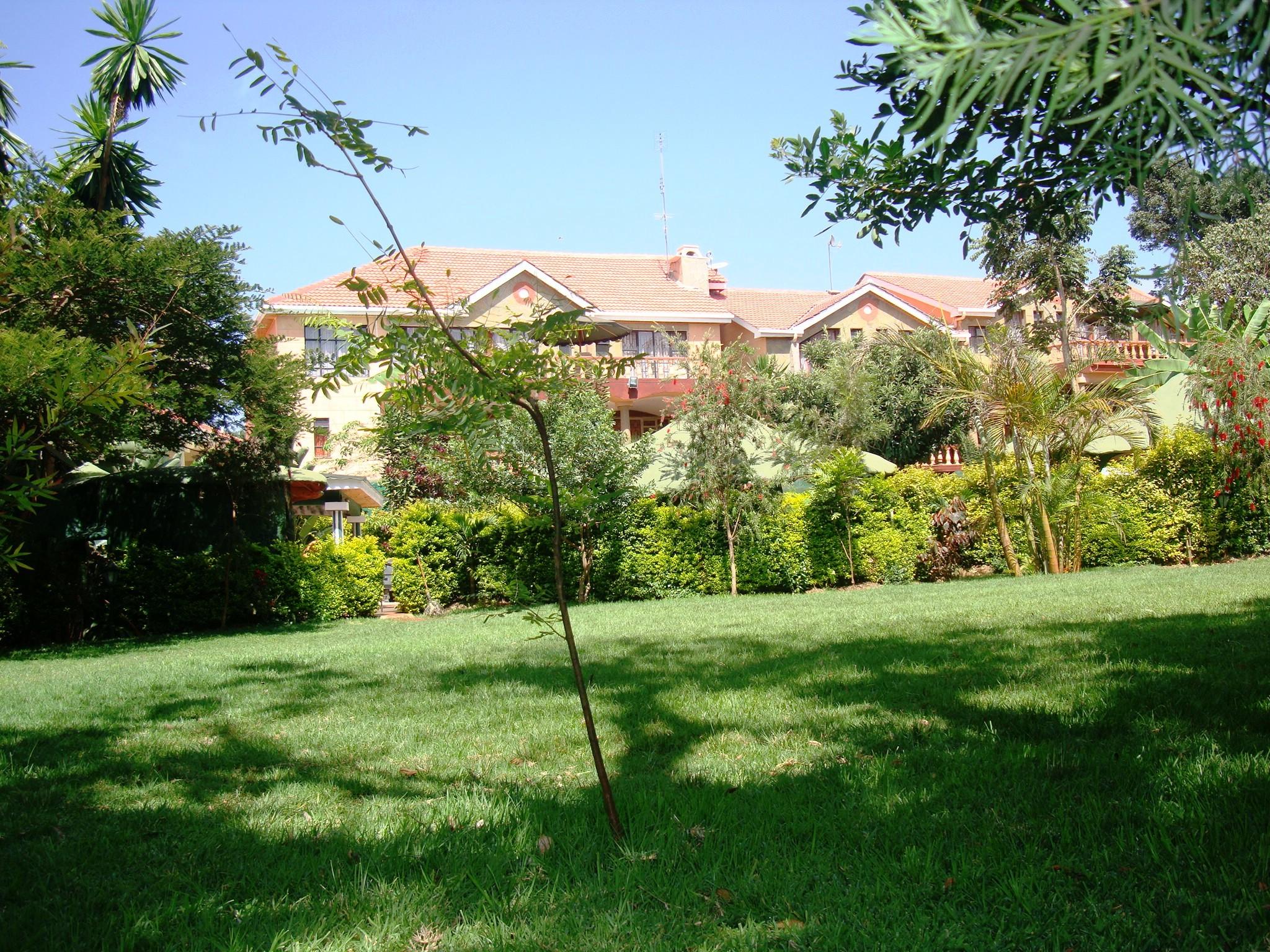 Comfort Gardens Guest House