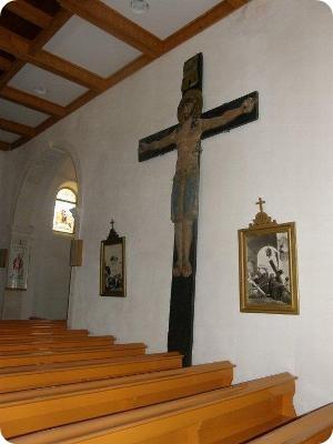 Veli Buoh– Romanesque Crucifix