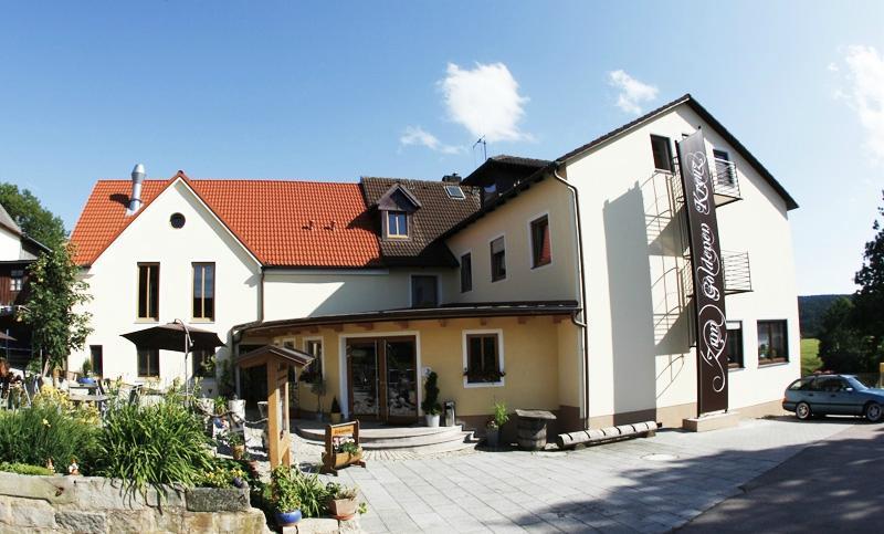 Landhotel Zum Goldenen Kreuz