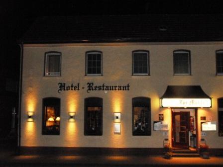 Gaststaette - Hotel Zur Muehle