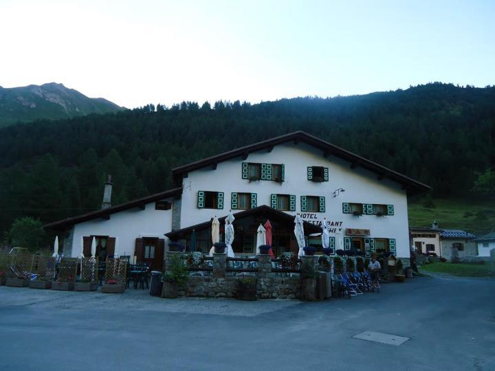 Hotel Restaurant Lavachey