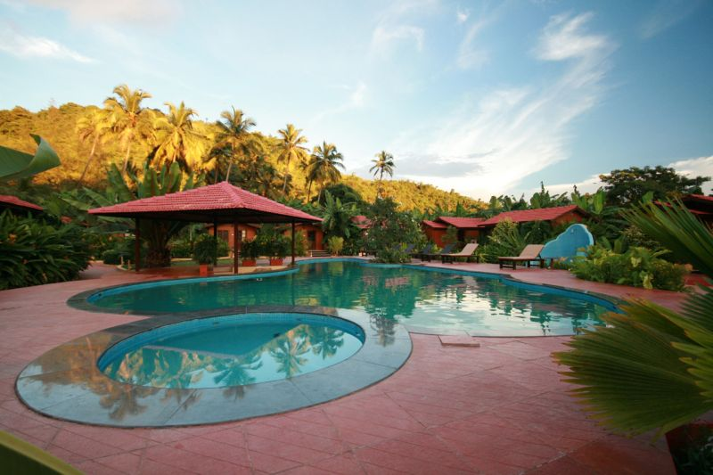 The Fern Gardenia Resort, Canacona