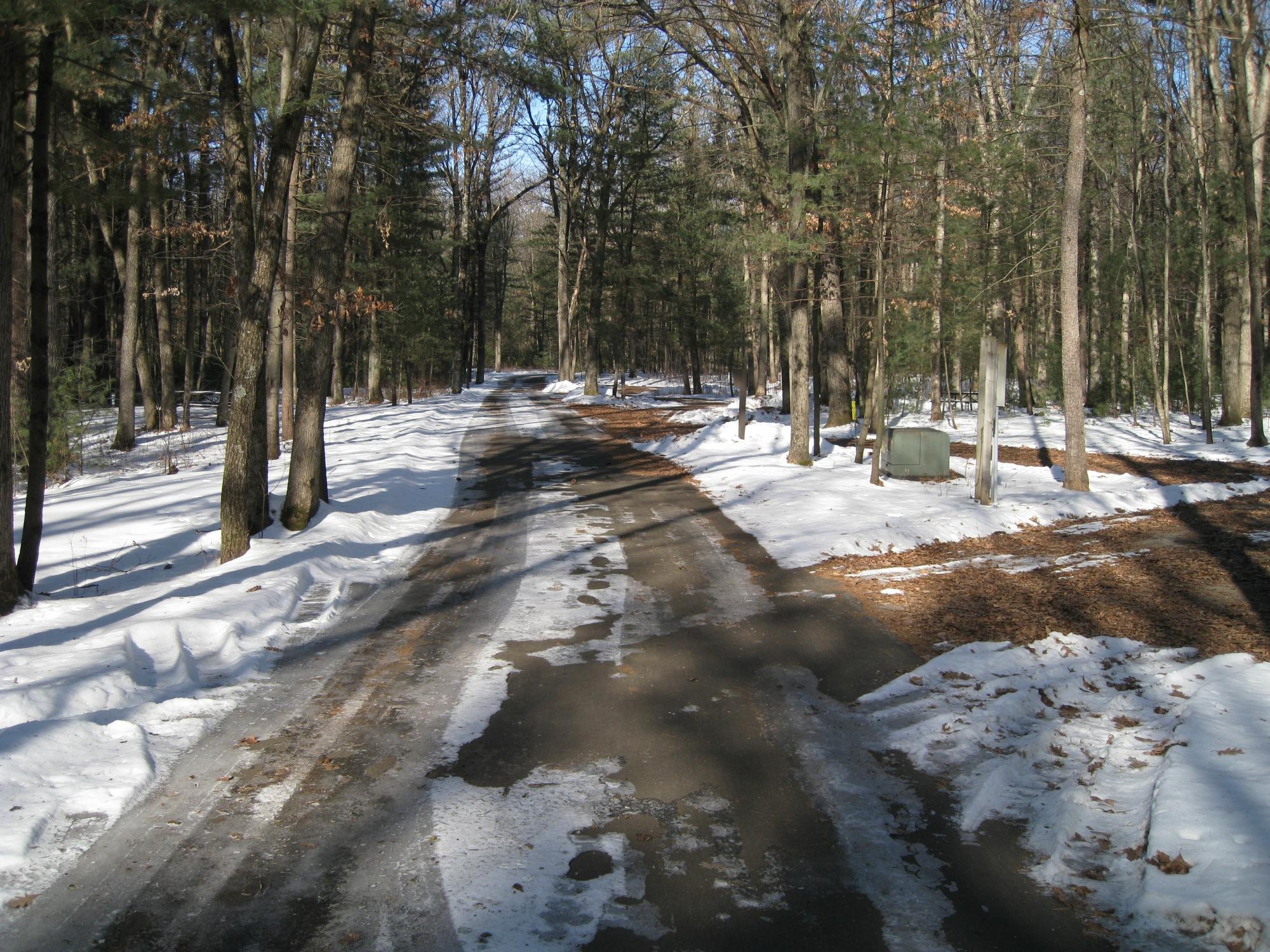 Castle Mound Campground