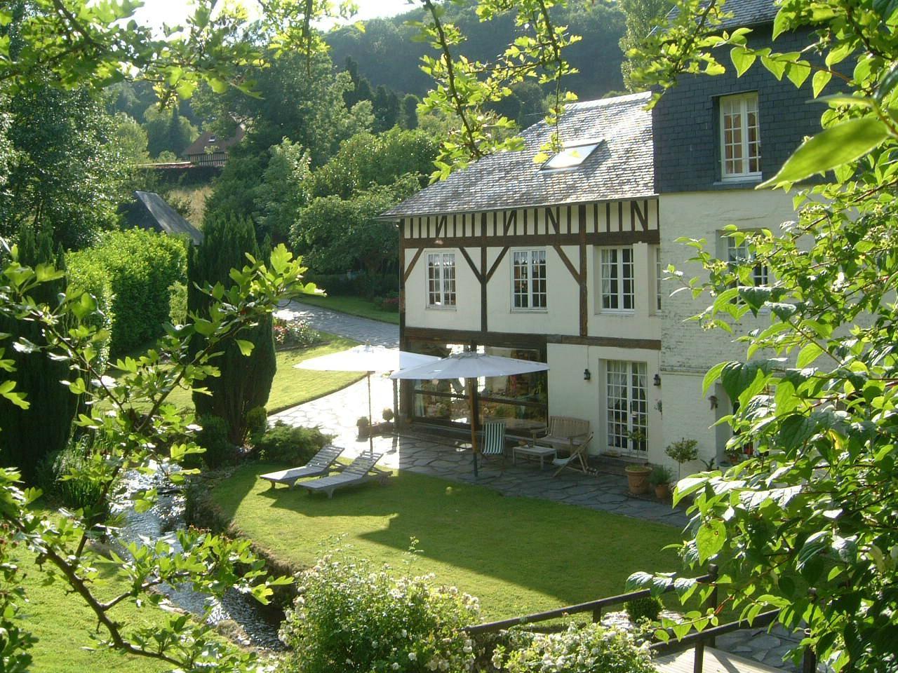 Chambre d' hotes de charme Le Moulin Saint Nicol