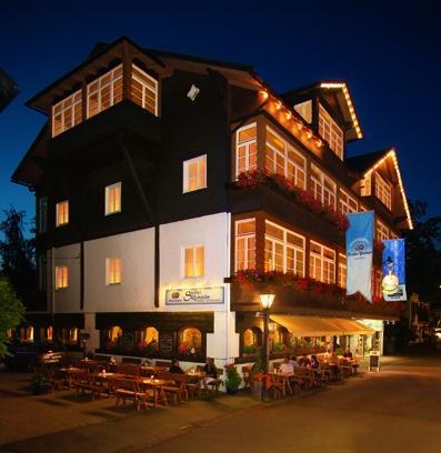 Saschas Kachelofen Hotel Oberstdorf