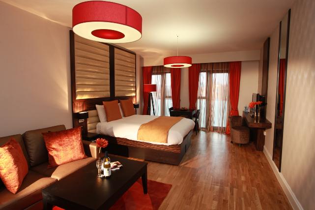 BEST WESTERN Maitrise Suites Apartment Hotel