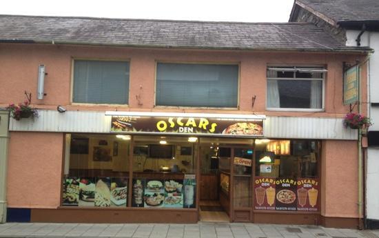 Oscar's Den