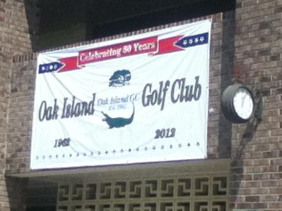 ‪Oak Island Golf Club‬