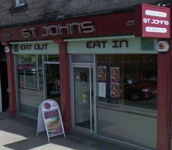 St john 39 s restaurant edinburgh restaurant reviews for O kitchen edinburgh menu