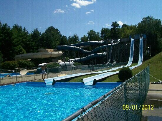 Water Slide World