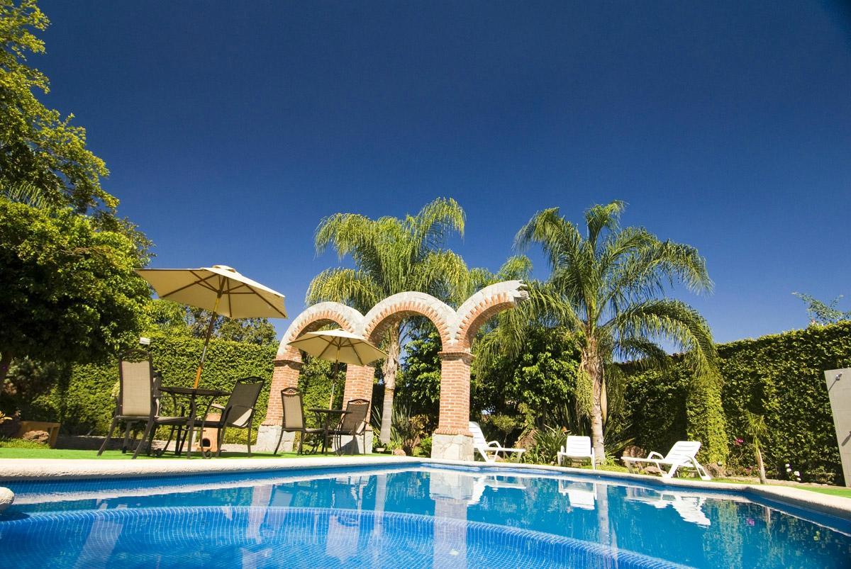 拉卡薩德洛斯庭院溫泉飯店