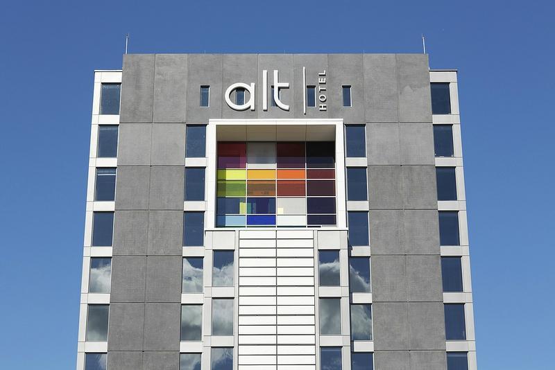 ALT ホテル トロントエアポート