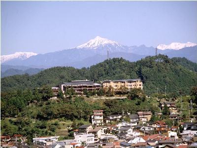 萩高山 高山観光ホテル