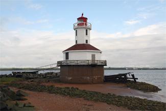 Indian Head Lighthouse