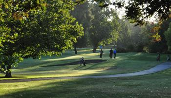 William Land Park Golf Course