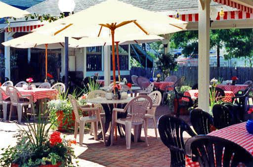 Patio Garden Restaurant