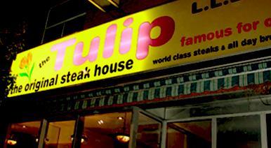 The Tulip Steak House