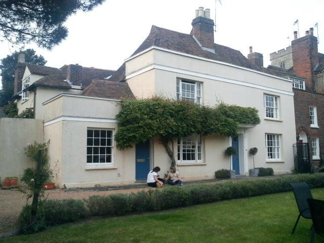 Wickham Lodge