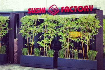 Sushi Factory Andares