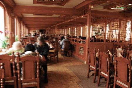 China Restaurant Mongolei