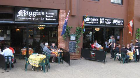 Maggie's Potts Point