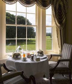 Park Restaurant at Lucknam Park Hotel