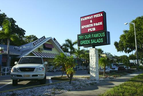 Fairway Pizza