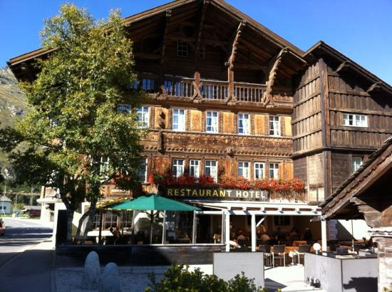 Things To Do in Swiss, Restaurants in Swiss