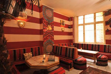 Cafe Bistro Horus
