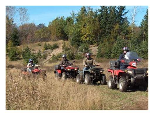 ATV Private Day Tours