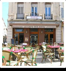Le Cafe des Arts