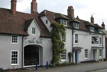 The Bulls Head Innkeeper's Lodge Meriden Restaurant