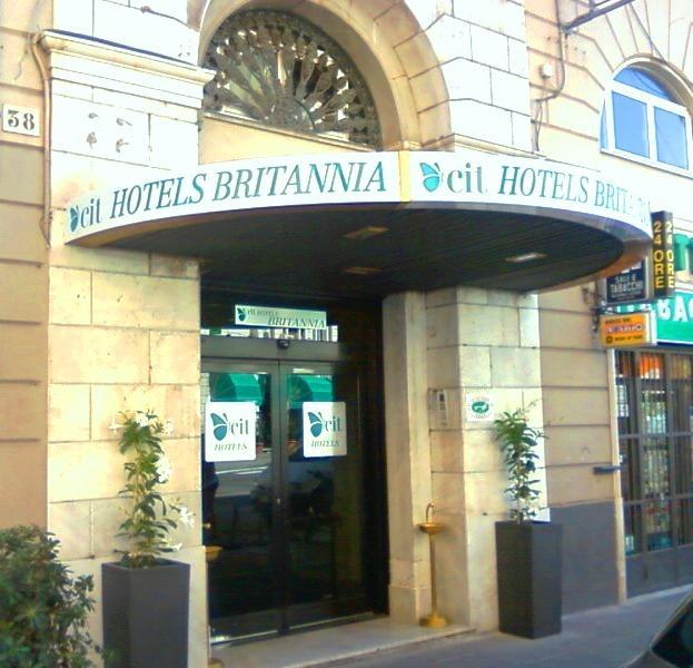 布里塔尼亞 CIT 飯店