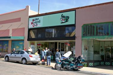 Bisbee Breakfast Club Tucson