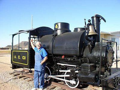 Adobe Mountain Railroad Park