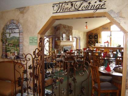Flickerwood Wine Cellars Tasting Room