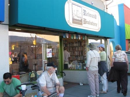Rebound Bookstore
