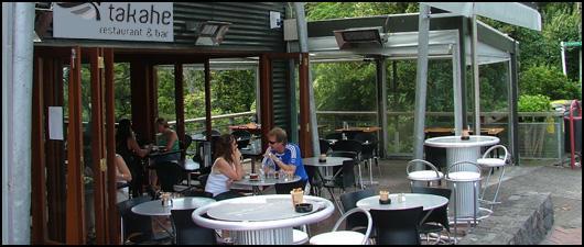 Takahe Restaurant & Bar
